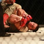 Rear Naked Choke - US Military MMA