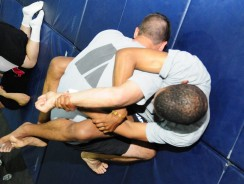 Kimura Submission Hold for MMA
